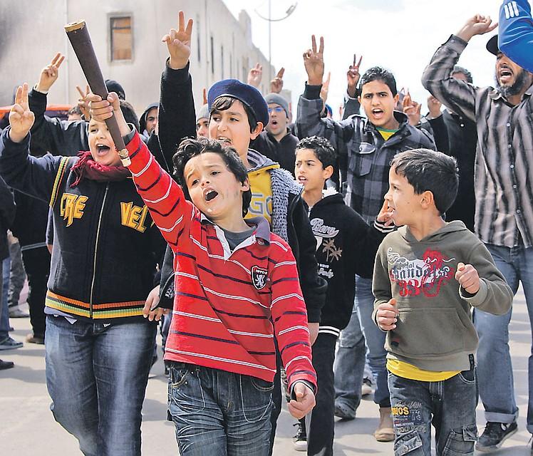 Öffentliche Schulen wurden angewiesen, Flüchtlinge aufzunehmen, auch wenn ihr Verhalten nicht schulpflichtig ist.  Foto: Vadim Sherstenikin