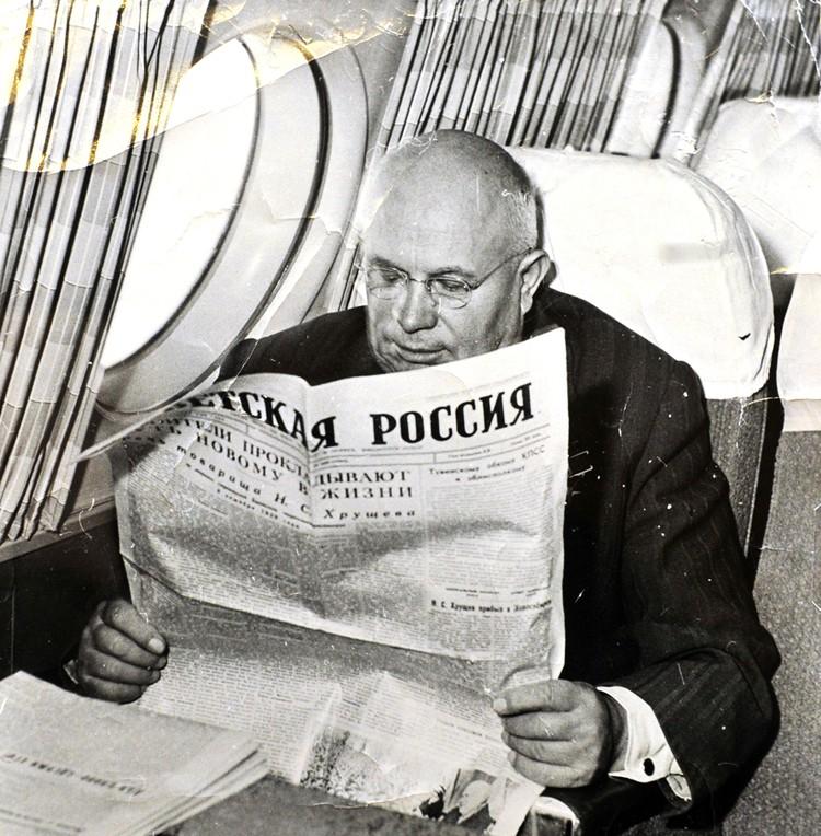 """Хрущевская """"оттепель"""" была «предтечей» более поздней """"перестройки"""" от Горбачева?"""