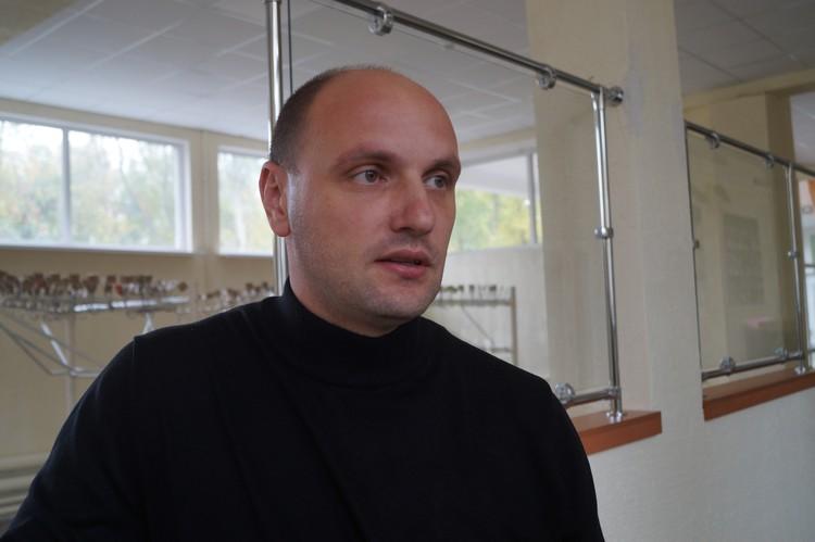 Денис Колесник возглавил колледж в феврале 2019 года