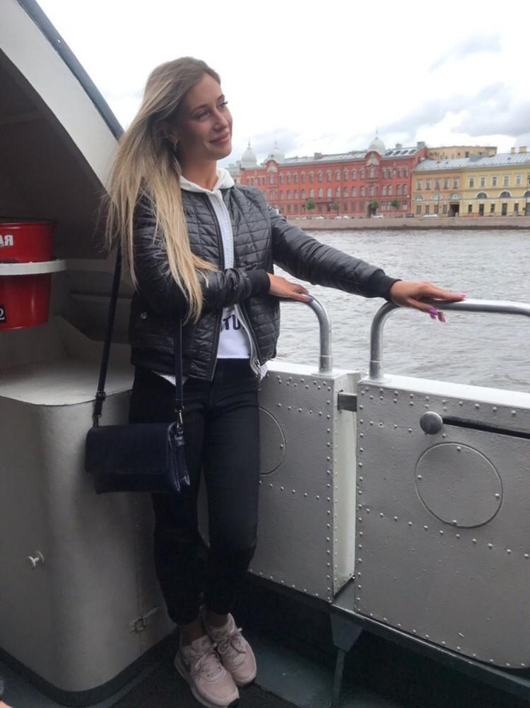 Ксения любила рисовать и путешествовать. Фото: СОЦСЕТИ