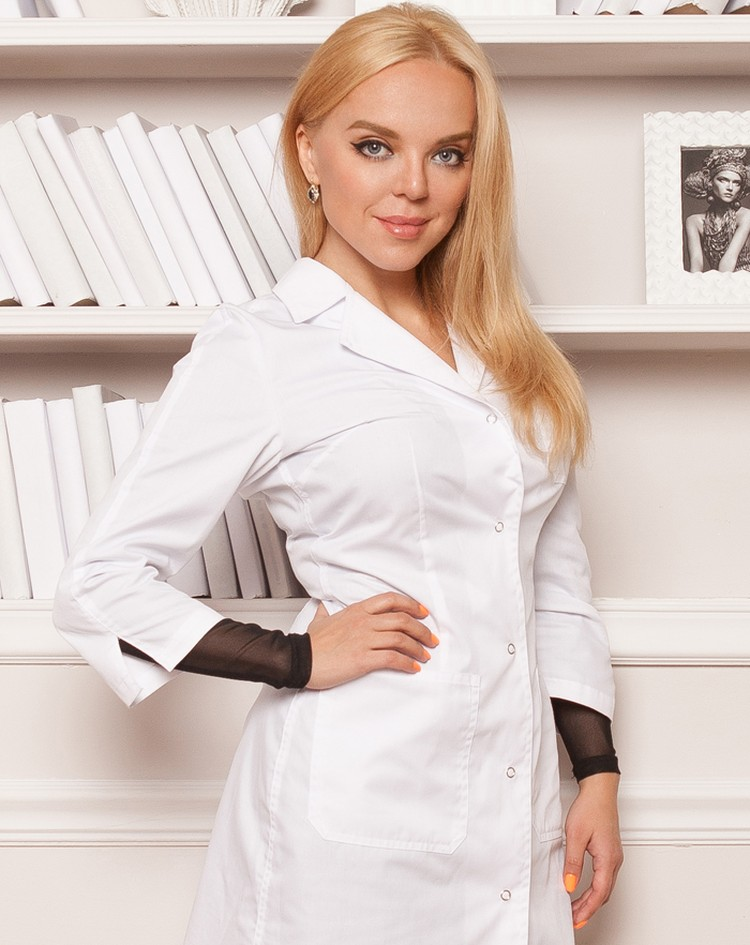 Косметолог Марта Орлова