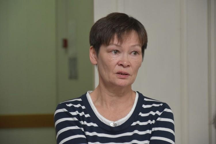 Ирина Кирилловская.