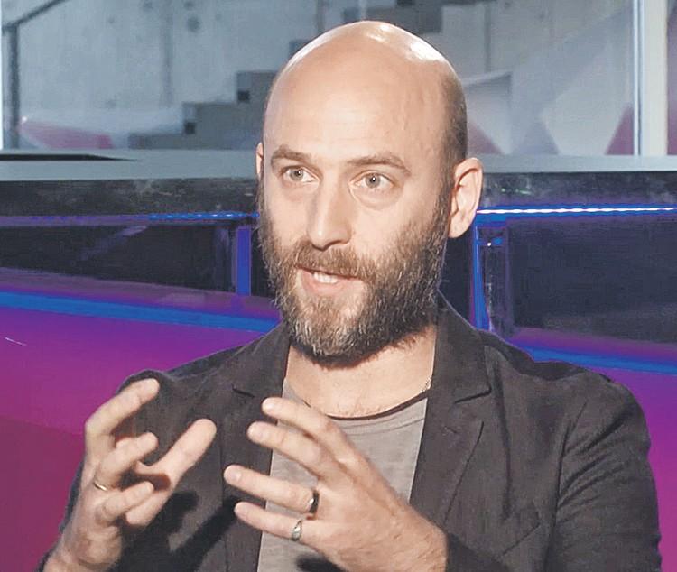 Журналист и писатель Яша Левин. Фото: Скриншот видео