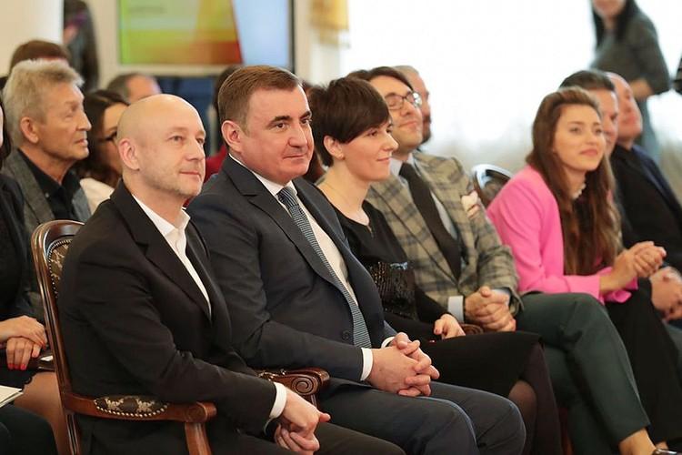 Фото: пресс-службы правительства Тульской области