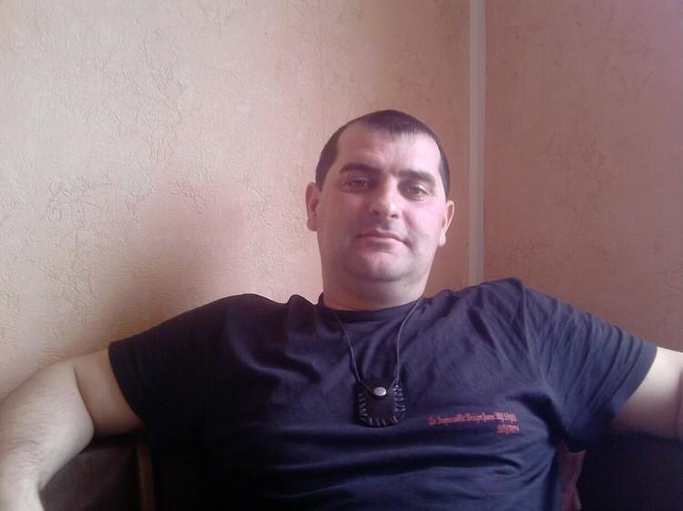 "Адлан Бациев ранен в перестрелке. Фото: ""Одноклассники"" Адлан Бациев"