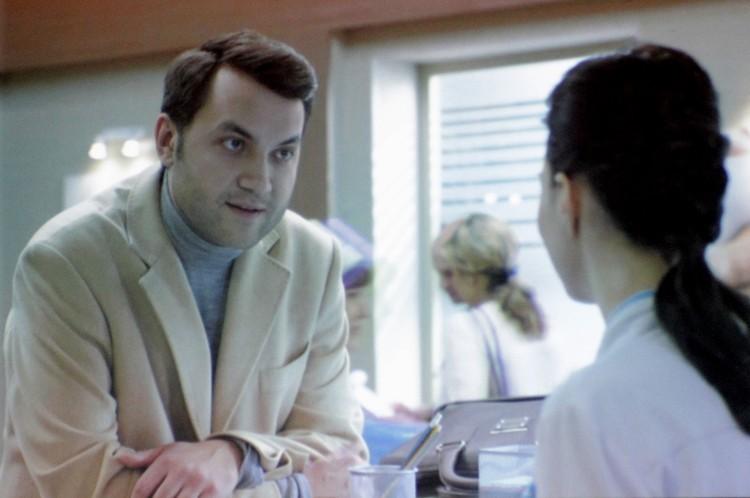 """В 4 сезоне у Чернова появится любовь. Но кого он полюбит, пока не знает никто. Фото: Ирина ТАРАСОВА, кадр из сериала """"Женский доктор"""""""