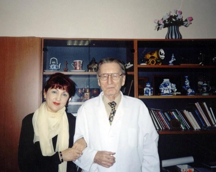 С официальным оппонентом - академиком Аркадием Павловичем Нестеровым.