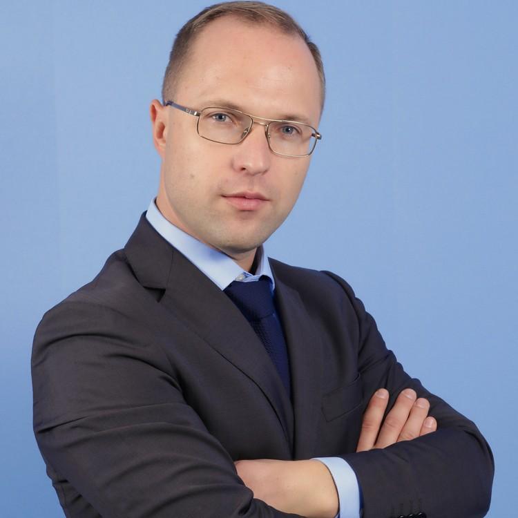 Олег Виноградов - главный невролог Национального медико-хирургического Центра им. Н.И. Пирогова
