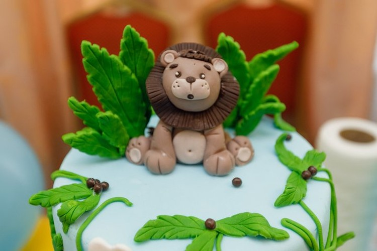 Самый лучший торт на день рождения малышу. Фото: International Pastry Cup