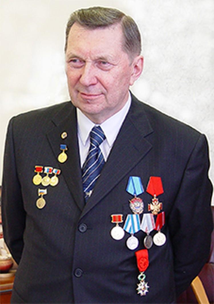 Николай Анфимов