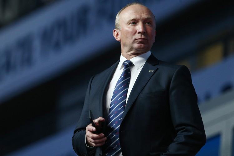 Владимир Чагин, автогонщик КАМАЗ. Фото: Егор Алеев/ТАСС
