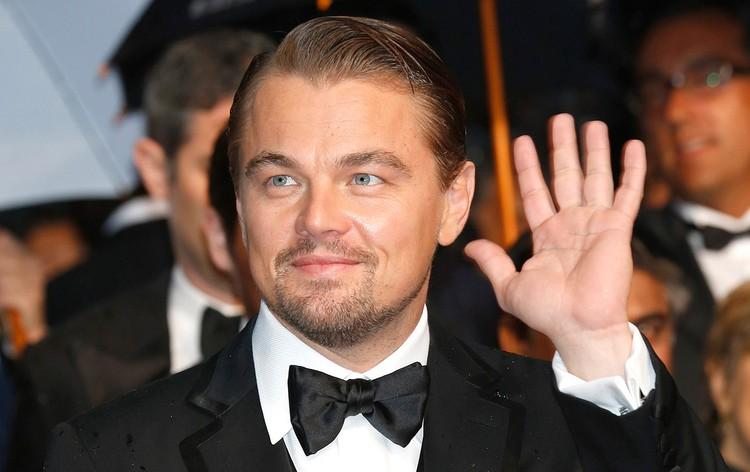 Полное имя актера - Леонардо Вильгельм ДиКаприо.
