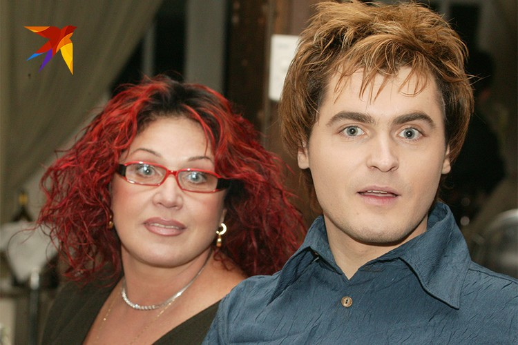 Надежда Бабкина и Евгений Гор в 2004 году.