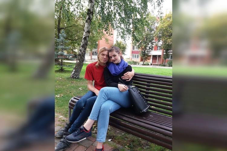 Юлия влюбилась в Эдгара еще до похудения. Фото: архив героя публикации