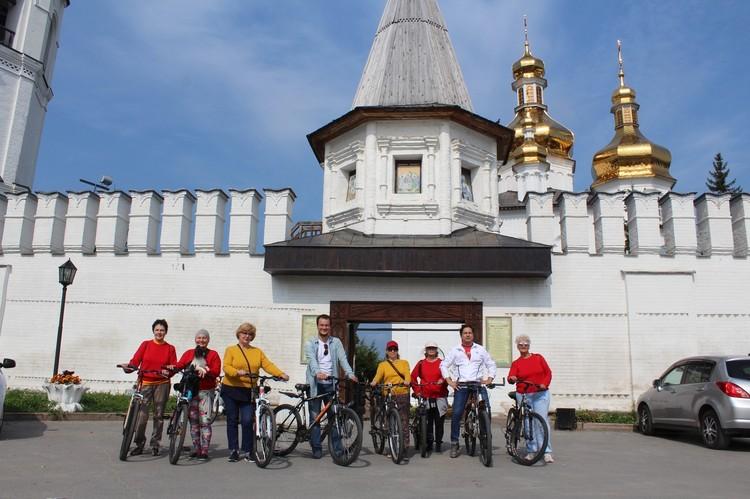 Серебряные волонтеры открывают для себя родной край и показывают его другим Фото: vk.com/starsheepokolenie