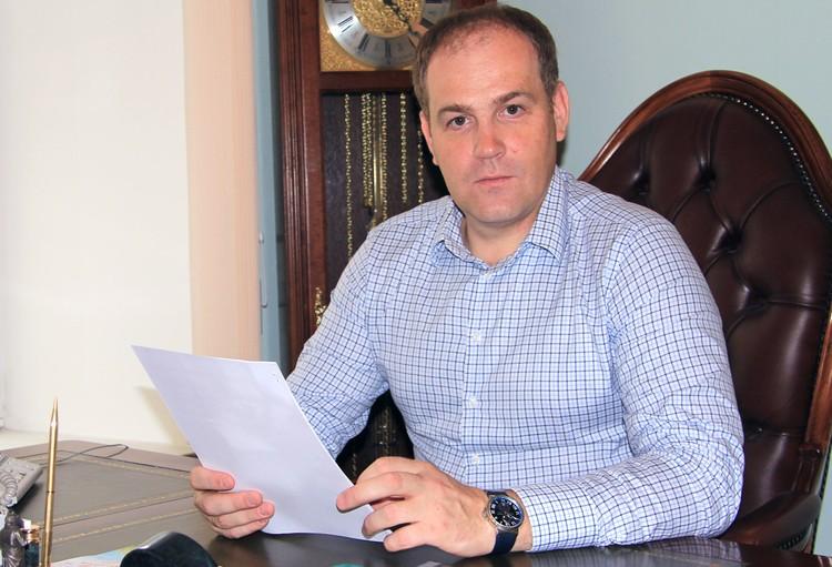 Исполнительный директор Национального союза производителей молока Артем Белов. Фото DPA/TASS