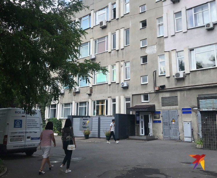 Занятия в Международной школе медиаправа проходили в одном из учебных корпусов Киево-Могилянской Академии. По внешнему виду и не скажешь, что тут взращивают прогрессивную украинскую молодежь.