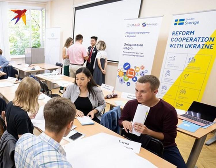 Участниками Школы были 19 человек. Большинство — украинцы. Пара ребят из Казахстана и Киргизии, белорус, армянка и только двое россиян.