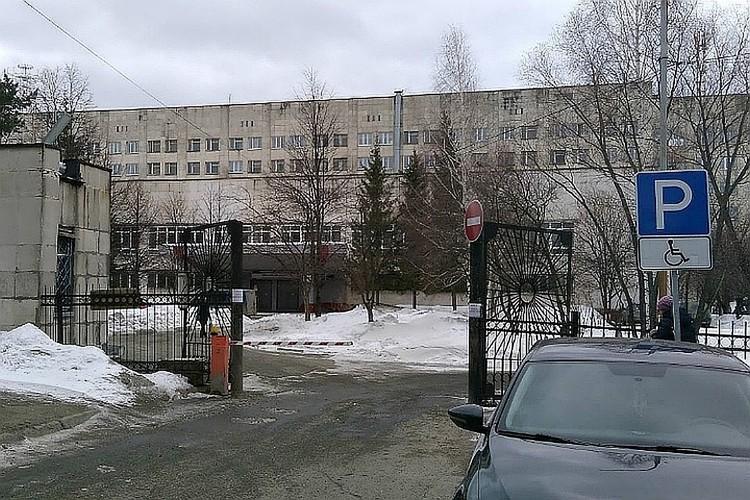 В Демидовской городской больнице штат укомплектуют до конца года. Фото: Гугл.Карты