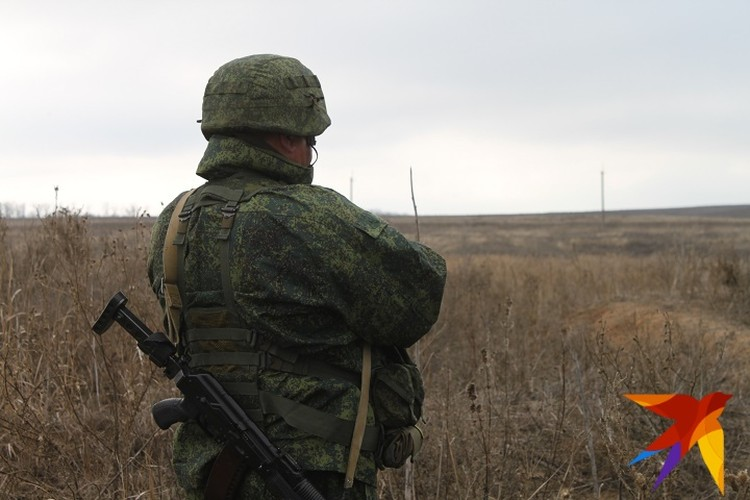 Бойцы НМ ДНР отошли на один километр