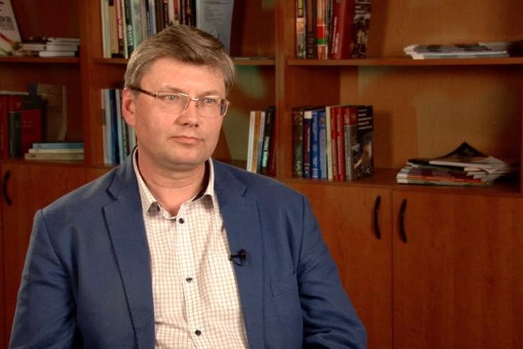 Эксперт РИСИ Сергей Ермаков.