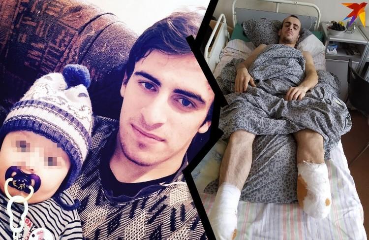 Еще не меньше 2 недель ему придется провести в больнице Великого Новгорода. На фото слева младшая сестра.