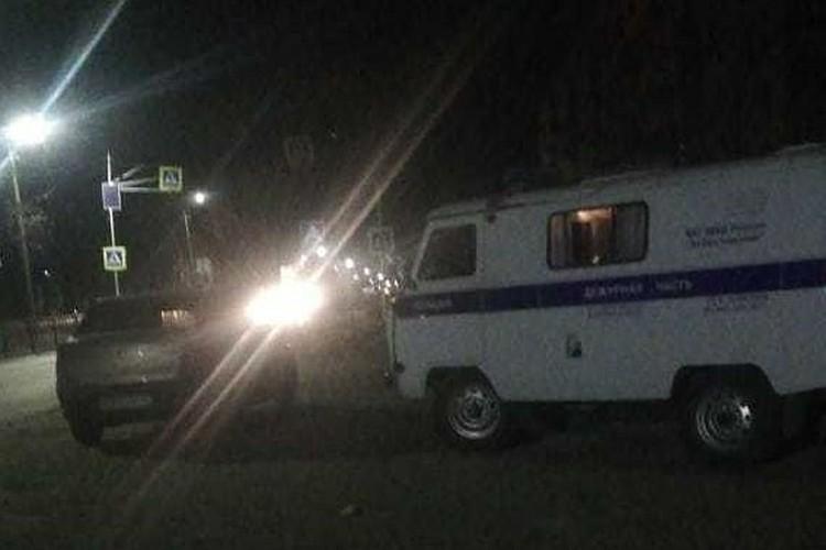 """Полицейские поймали отморозка по горячим следам. Фото: """"Типичный Асбест"""" во """"Вконтакте"""""""