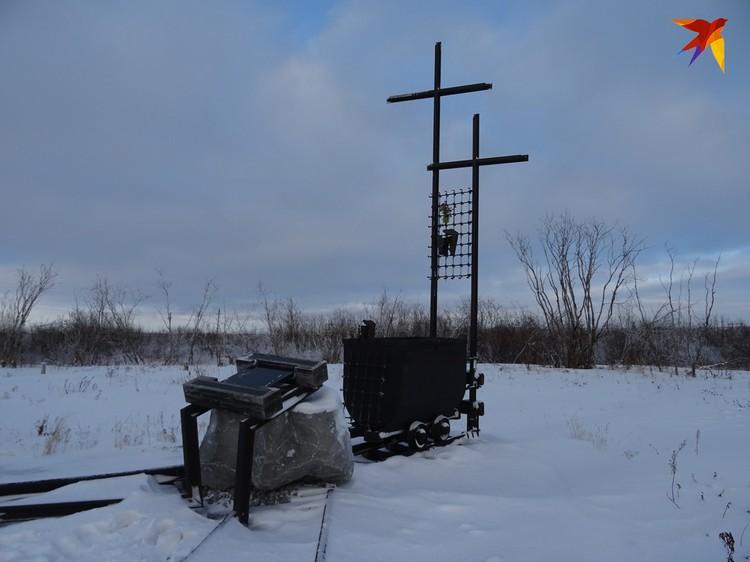 Вокруг Воркуты немало памятников заключенным ГУЛАГа.