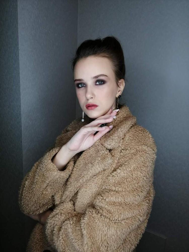 Участница конкурса «Мисс Кузбасс» Арина Чуракова. ФОТО: из личного архива героини публикации