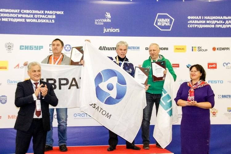 По результатам чемпионата эксперты определили 12 золотых, 12 серебряных и 9 бронзовых медалистов в категории 50+ Автор фото: Михаил КОСОВ