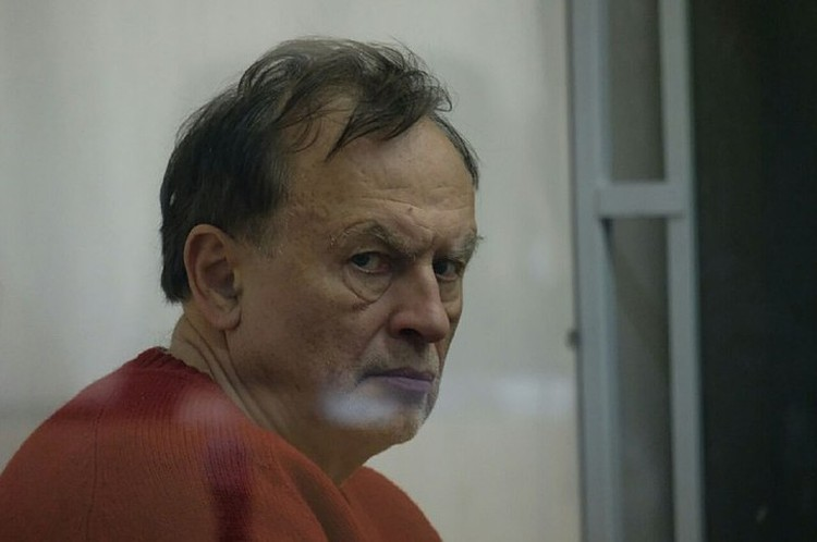 На заседании суда, где ему избирали меру пресечения, ученый выглядел жалко.