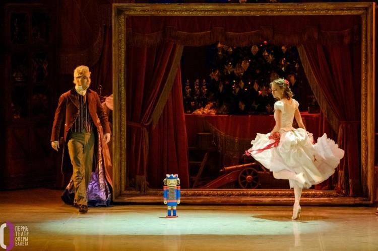 """""""Щелкунчик"""". Фото: театр оперы и балета"""