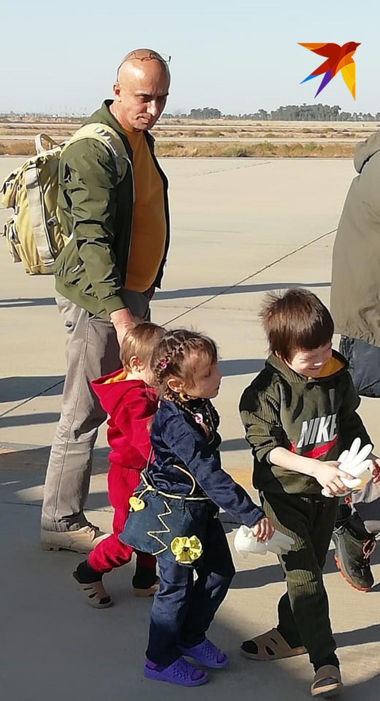 Работа по вывозу российских детей из зон военных конфликтов ведется с лета 2017 года. Фото: Пресс-служба Уполномоченного по правам ребенка