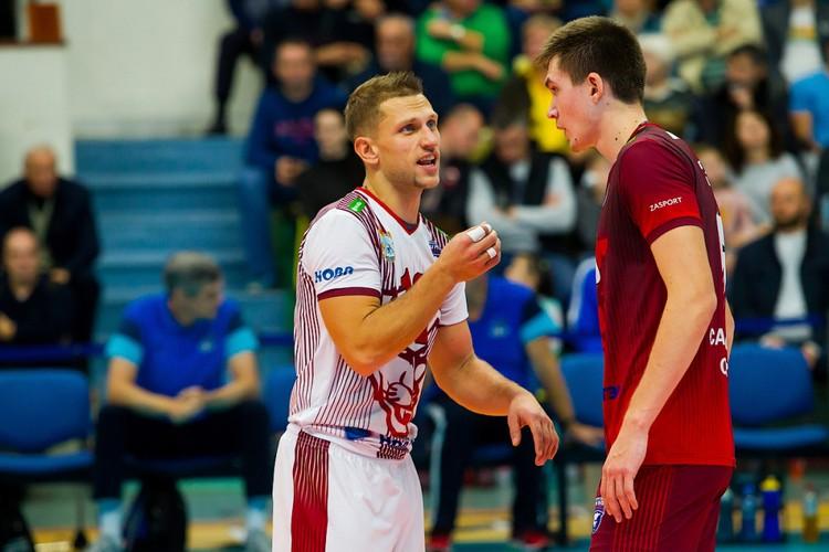 Ближайший домашний матч «Нова» сыграет 23 ноября против «Зенита» из Санкт-Петербурга. Фото: ВК «Динамо» (Москва).