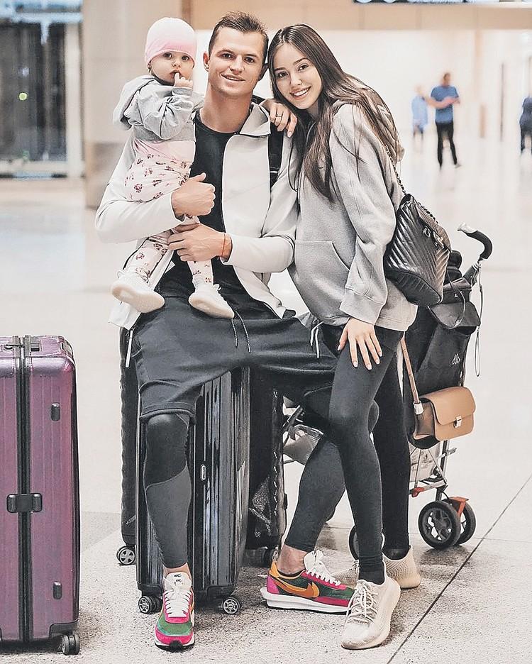Бывший муж Ольги Бузовой в третий раз станет отцом. Фото: instagram.com/tarasov23