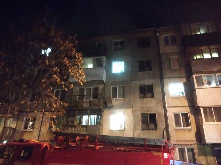 Труп погибшей несколько лет находился в квартире на пятом этаже