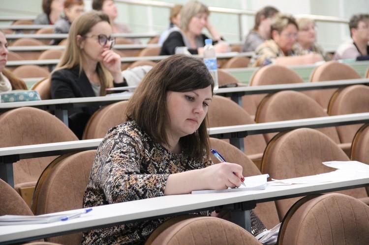 """Благодаря фонду """"Выход в Белгороде"""" врачи прошли обучение по распознаванию рисков РАС у маленьких детей Фото: outfundbel.ru"""