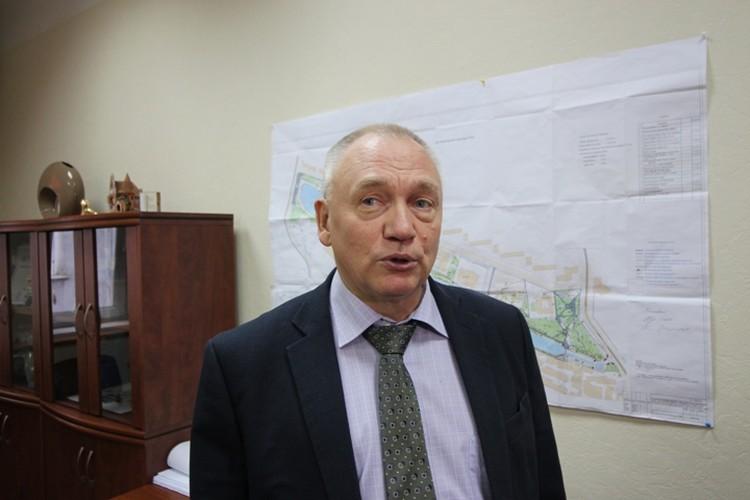 Юрий Кондратьев.