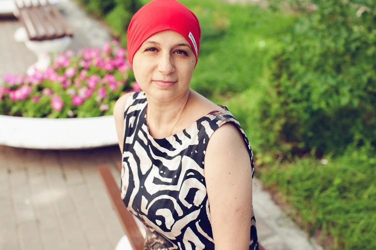 Ирина Козлова пересмотрела свою жизнь после болезни Фото: Фонд борьбы с лейкемией