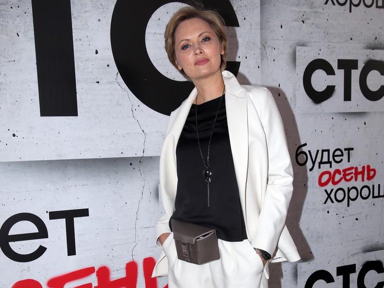 Елена Ксенофонтова.