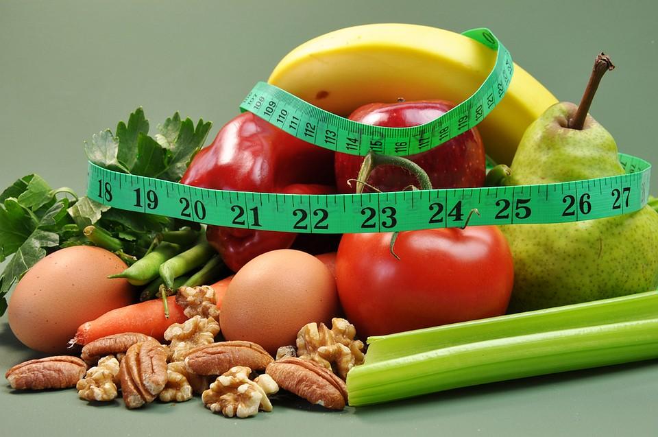 правильная диета для похудения еэс