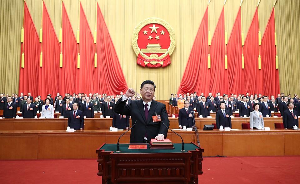 Глава КНР Си Цзиньпин приказал внедрять в стране Систему Социального Кредита для окончательной победы социализма с китайским лицом, чтобы Поднебесная стала первой экономикой планеты! Фото: GLOBAL LOOK PRESS