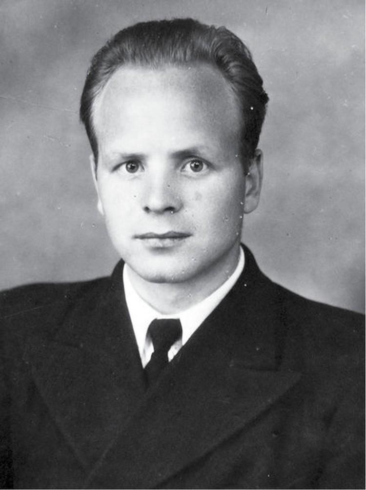 Григорий Николаевич Петров