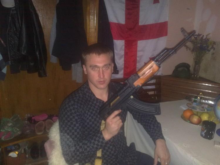 Игорь Богатырёв, известный в криминальных кругах под кличкой Богатырь