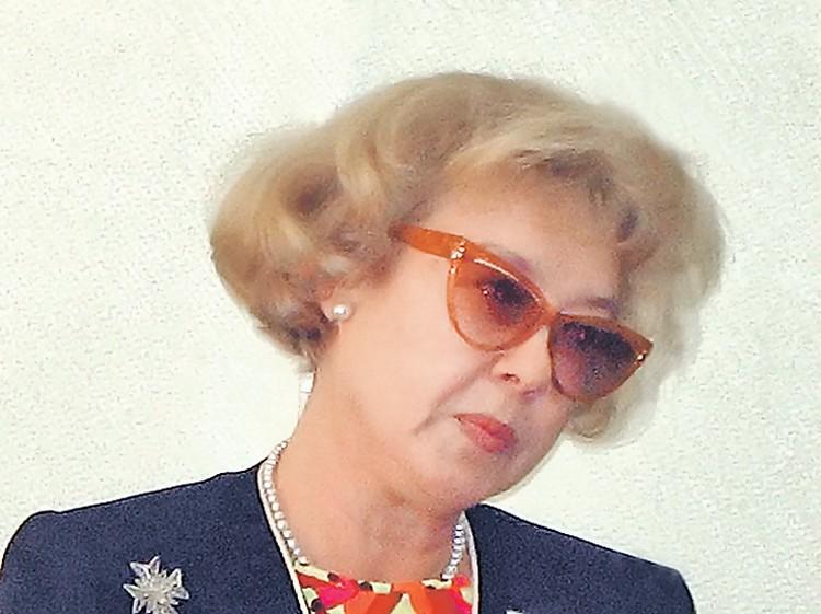 Профессор Анна Семенович. Фото: neuro-psychol.ru