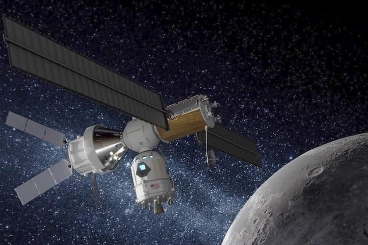 Рядом с Луной люди могут оказаться уже через 5 лет.