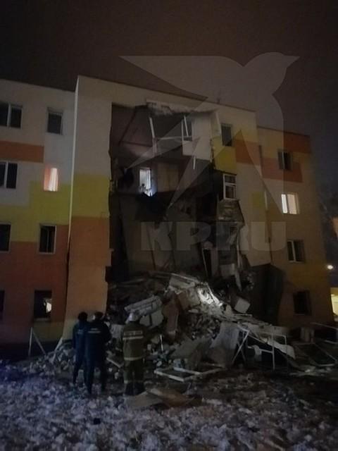 Взрыв газа в доме в Белгородской области: из-под завалов дома достали погибшего мужчину