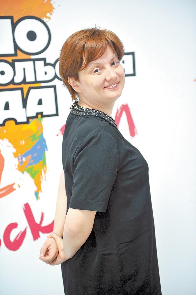 По мнению Алены Владимирской, найти работу можно в любом возрасте. Главное - быть профессионалом.