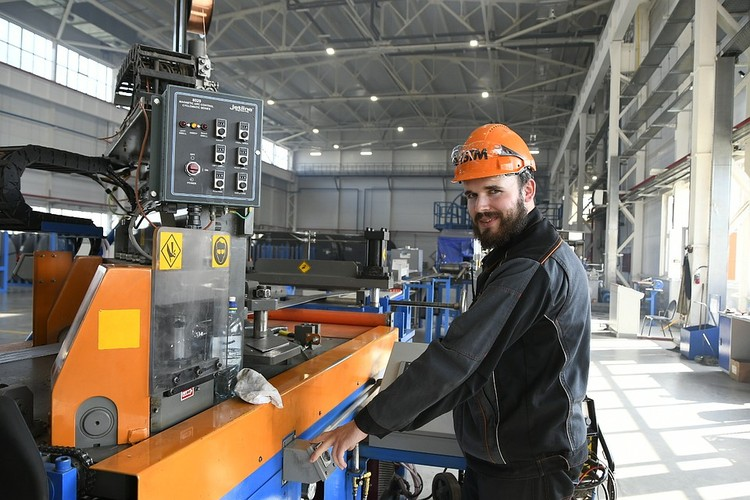 Планы «ЕSTM» - приобретение нового оборудования, освоение новых видов продукции, расширение ассортиментной линейки