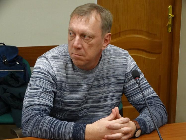 Сергей Кассель